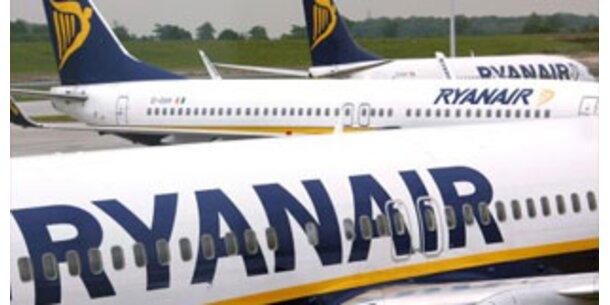 EU droht Fluglinien mit Schließung der Homepages