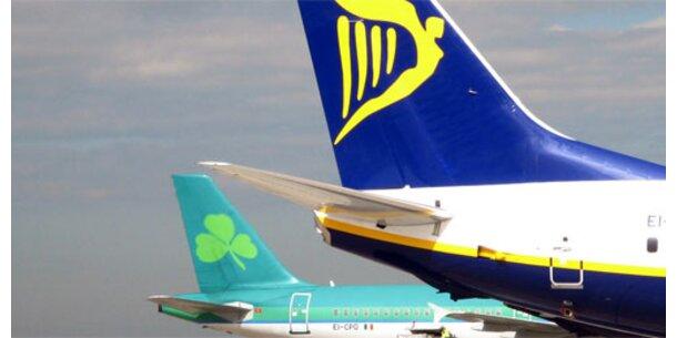 Ryanair steigerte im Quartal Gewinn und Umsatz