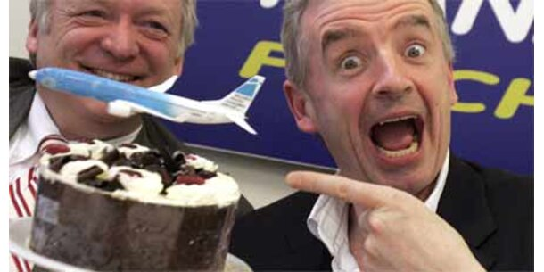 Ryanair mit überraschendem Gewinnsprung