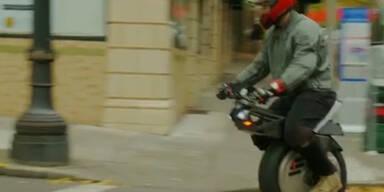 RYNO: Mischung aus Segway und Monobike