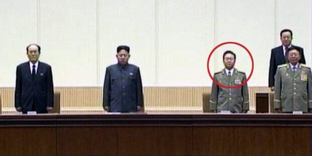 Nordkoreas Nummer Zwei wieder aufgetaucht
