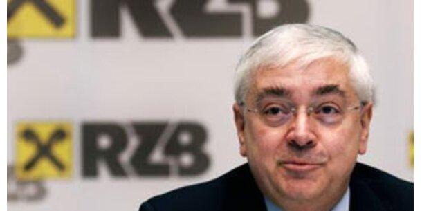 RZB konnte 2007 kräftig zulegen