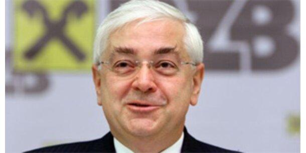 RZB holt sich 1,75 Mrd. Euro vom Staat
