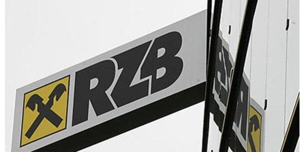 RZB will halbe Milliarde von Investoren