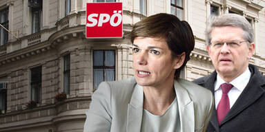 Lausch-Angriff auf Zentrale schockt SPÖ