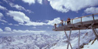 Sölden: Alpen-Hotspot