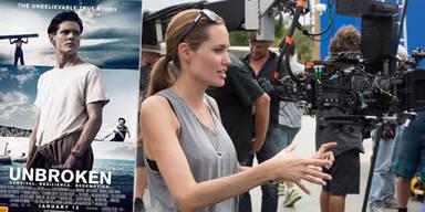 """""""Unbroken"""" von Angelina Jolie."""