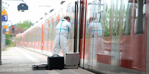 4 Opfer bei Amoklauf in S-Bahn