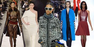 Die Top 10-Looks der Fashion Weeks