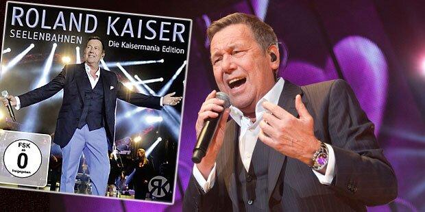 Roland Kaiser: Neues Live-Album