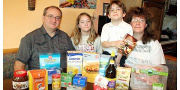 Preis-Explosion bei Lebensmitteln
