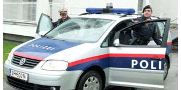 Polizei geht jetzt in Offensive