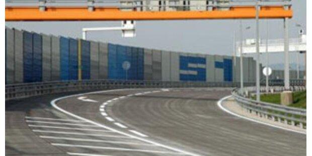 Rechnungshof rügt teuren Lärmschutz an Autobahnen