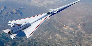 X-59 Jet
