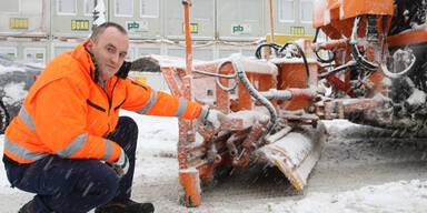 Sie sind unsere Schnee-Helden