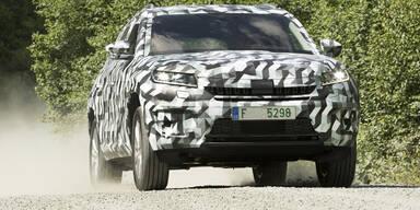 Neues Skoda-SUV: So gut wird der Kodiaq