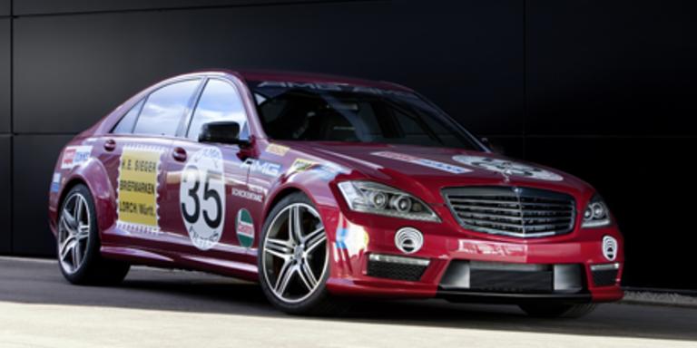 V8-Biturbo mit 571 PS für die S-Klasse