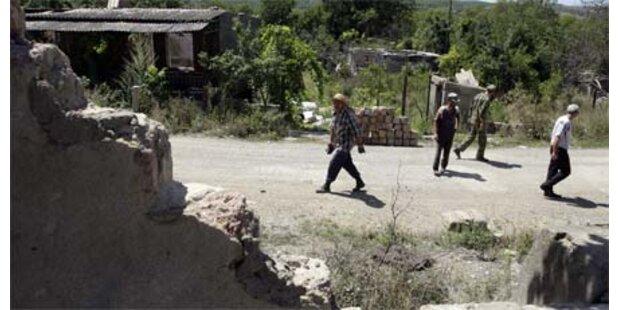 Brüchiger Frieden in Südossetien
