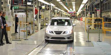 Kein Konkursantrag gegen Saab-Eigner