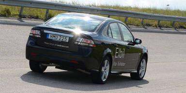 Hier fährt der neue Elektro-Saab