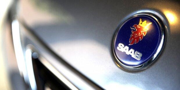 Saab darf sein Logo nicht mehr verwenden