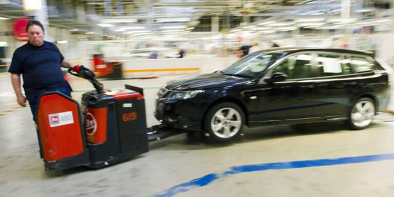 Saab sucht Retter in China und den USA