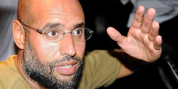 Libyen: Gaddafis Clan zerbricht