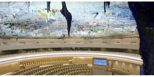 Neuer Saal der Menschenrechte in Genf eröffnet
