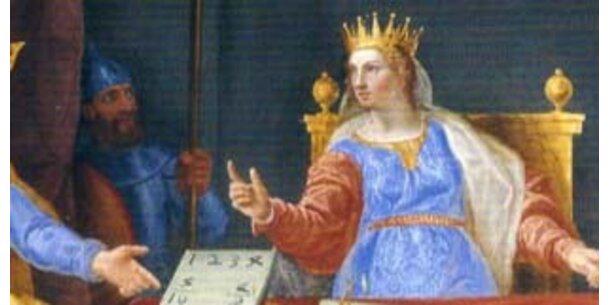 Forscher finden Palast der Königin von Saba