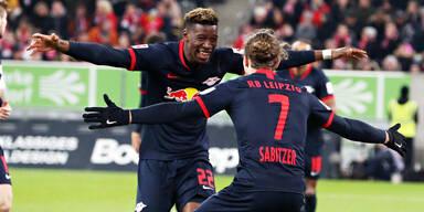 Leipzig jetzt Favorit auf Titel - Bayern zittert