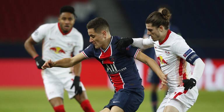 1:0 - PSG zwingt Leipzig in die Knie