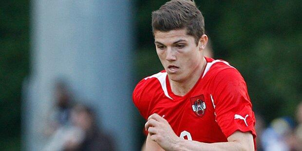 Marcel Sabitzer rückt zum Nationalteam auf
