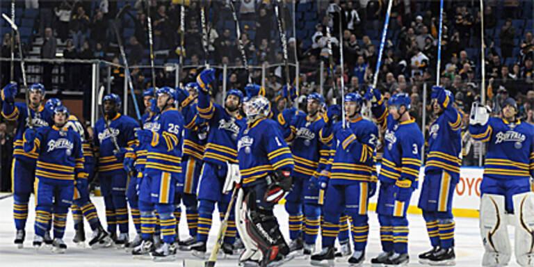 Vanek glänzt bei Buffalo-Sieg