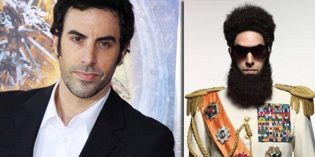 Sacha Baron Cohen von Oscars verbannt