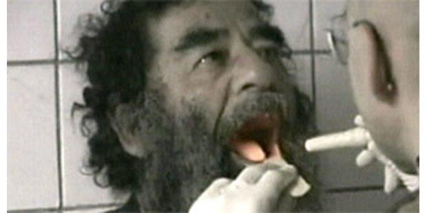 Saddams Schweiz-Millionen kommen Irak zugute
