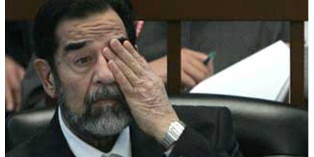 CNN-Video zeigt Gefängniszelle Saddam Husseins