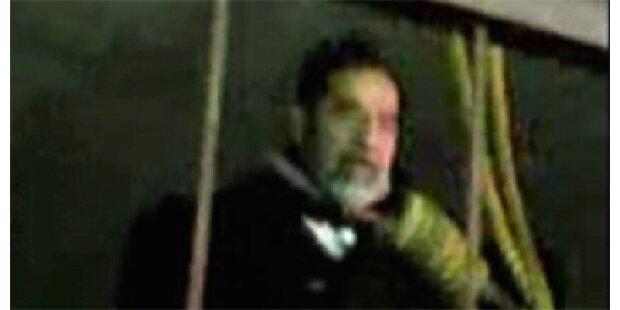 Bub erhängt sich nach Saddam-Video