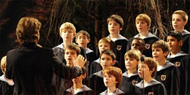 Missbrauch auch bei Wiener Sängerknaben