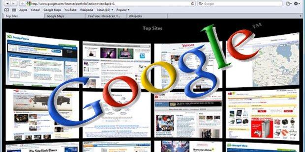 Trickst Google bei Apples Safari-Browser?