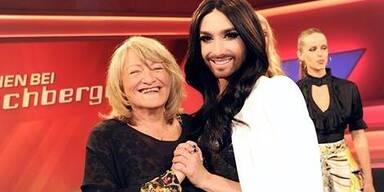 """Wurst im TV: """"Bin nur Mann in Frauenkleidern"""""""