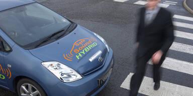 Elektronischer Motorsound für leise Hybrid-Autos
