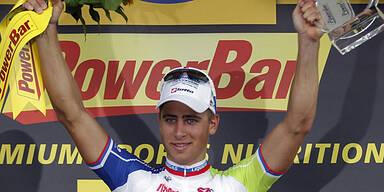 Sagan gewinnt erste Tour-Etappe