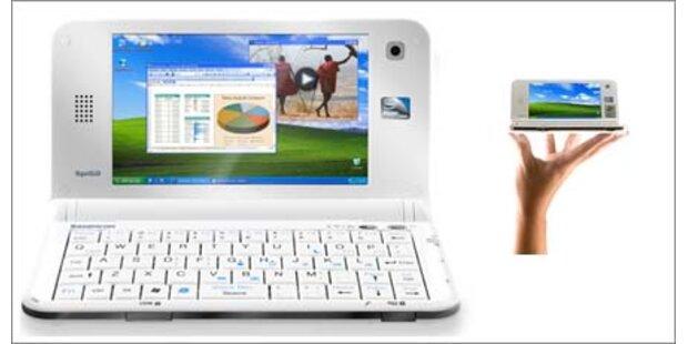 Sagemcom Spiga - das kleinste Netbook