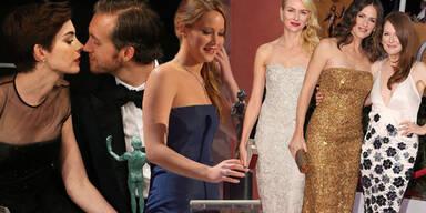 So schön waren die SAG-Awards 2013