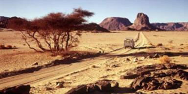 Österreicher erproben in Sahara bemannte Marsmission