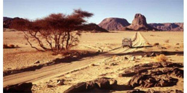 Vier Touristen an nigrisch-malischer Grenze entführt