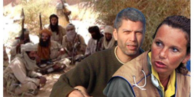 Vermittler der Sahara-Geiseln wurde getötet