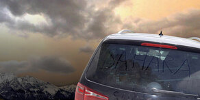 Wüstensand: Blutregen über Österreich