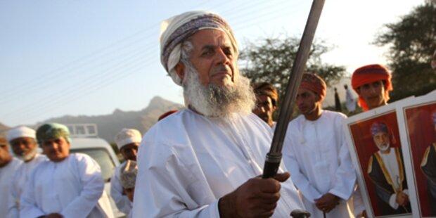 Tote bei Protesten im Oman