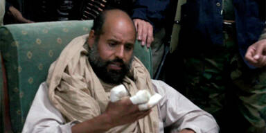 Juristische Hilfe für Saif al-Gaddafi aus Wien